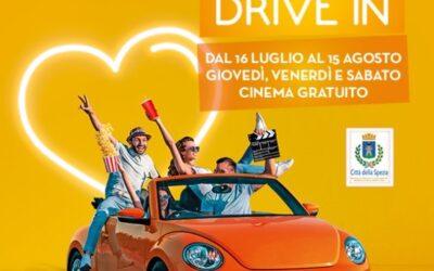 """""""La Spezia, cinema all'americana: apre il drive-in alle Terrazze"""" – La Nazione"""