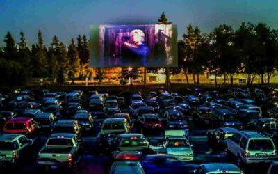 Drive in Settimo Torinese, il cinema non si ferma